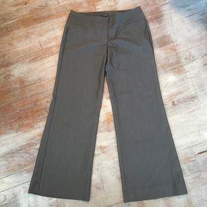 Maurices gray dress pants